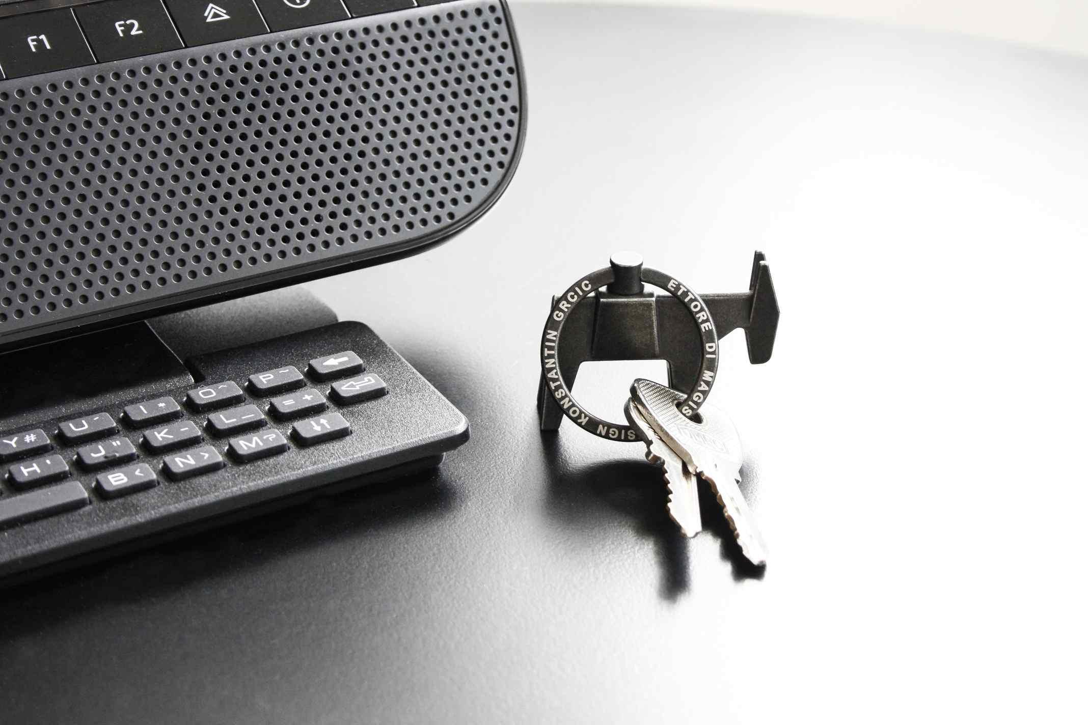 Ettore  Key ring  Magis