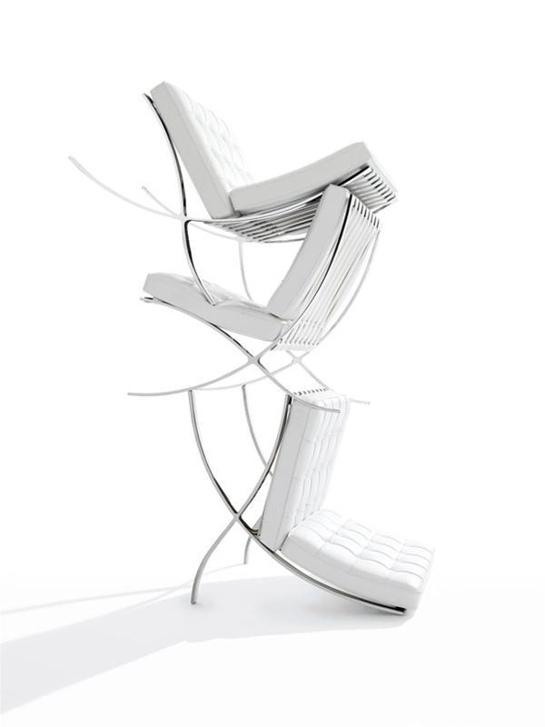 Barcelona Chair Knoll International - QUICK SHIP
