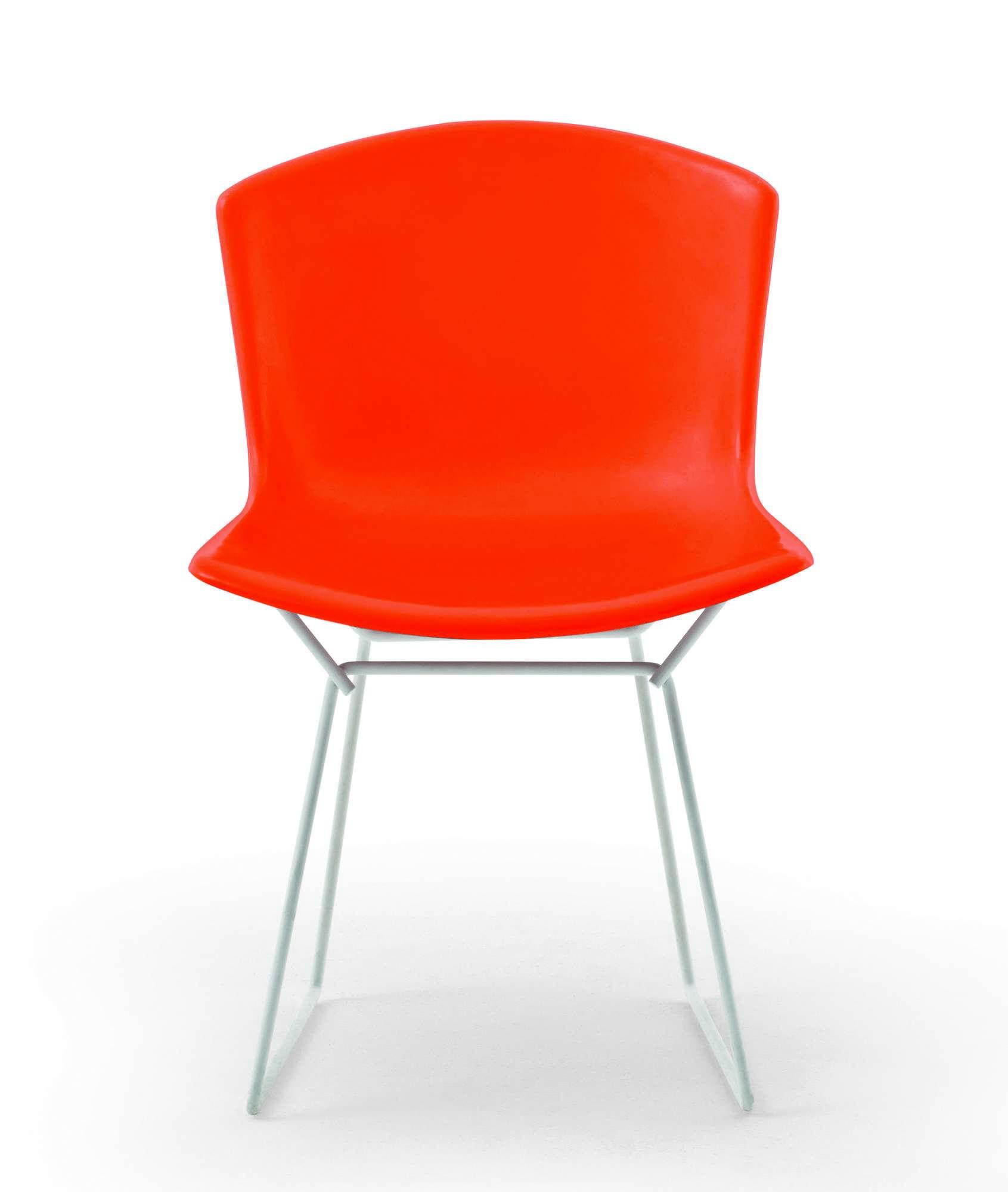 Bertoia Plastic Side Chair Knoll International