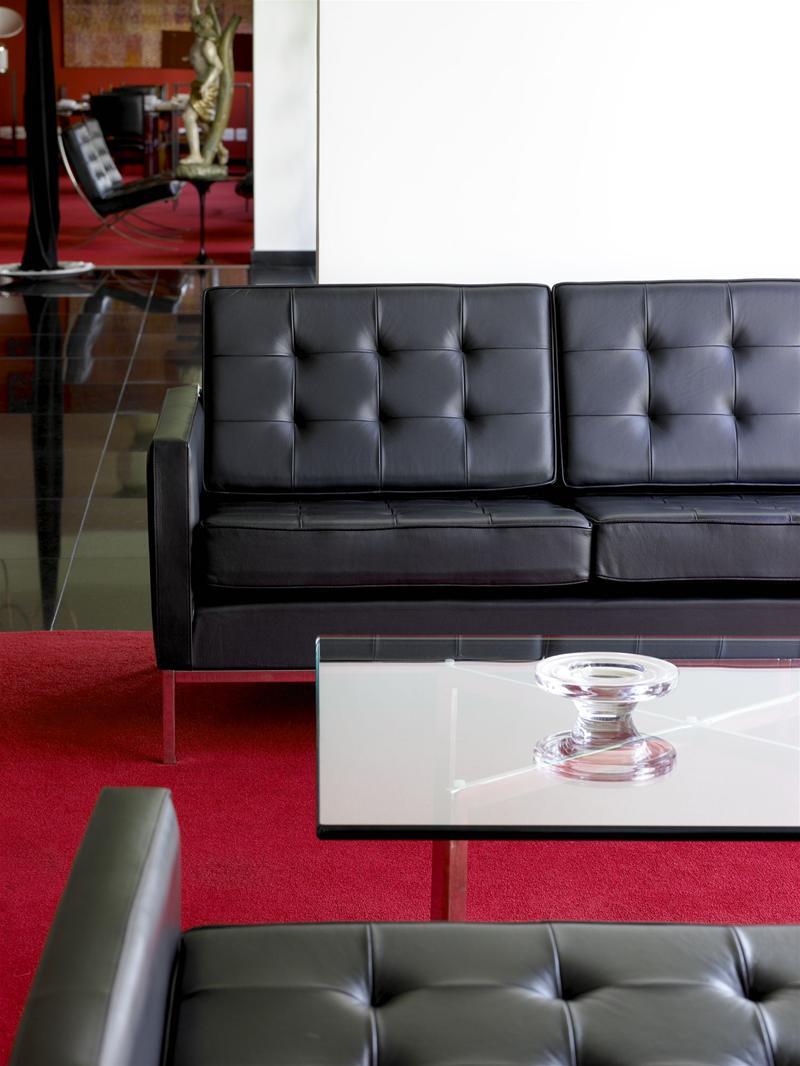 Barcelona coffee table Knoll International