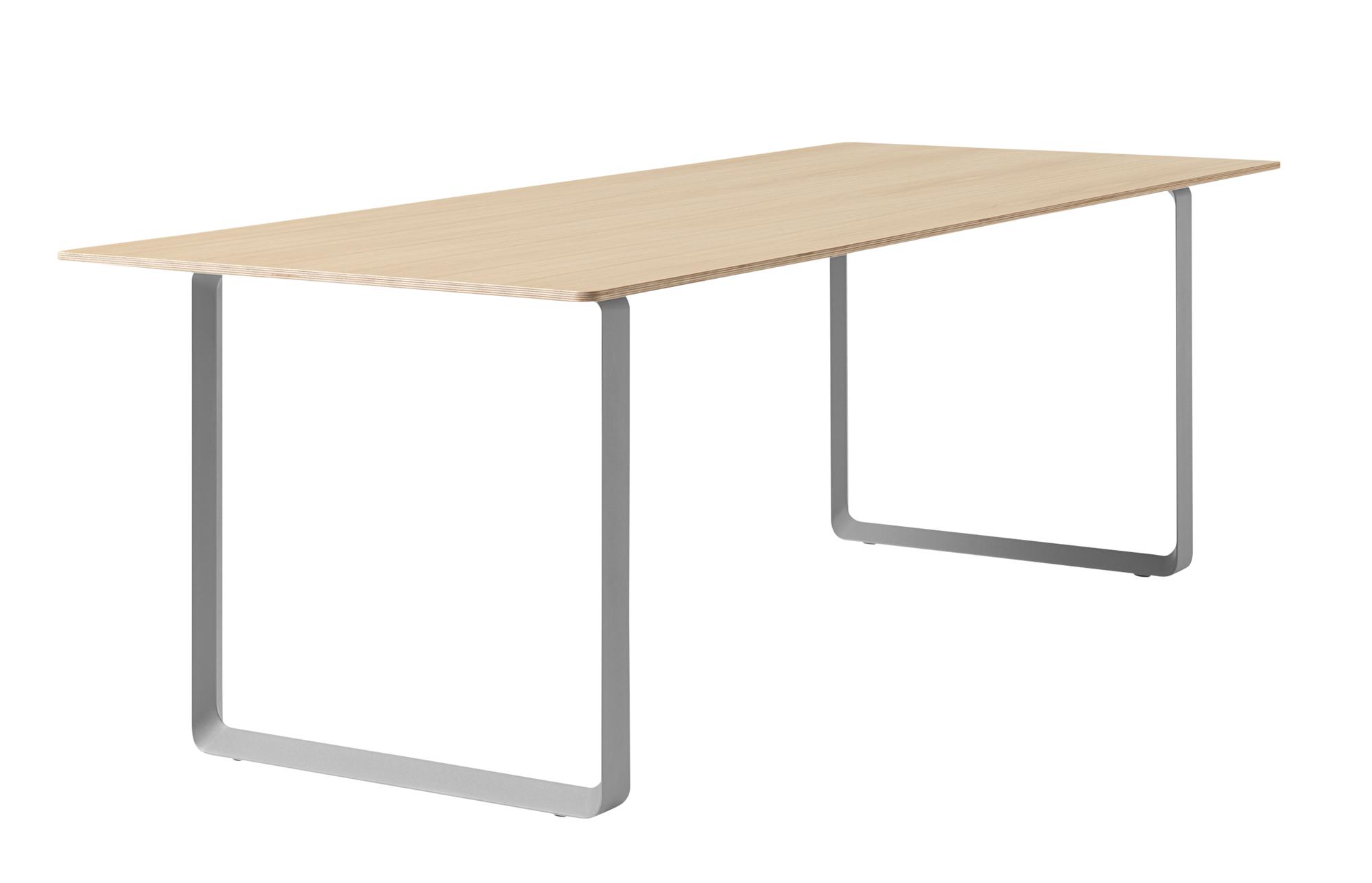 70/70 Table 250x90 cm Muuto