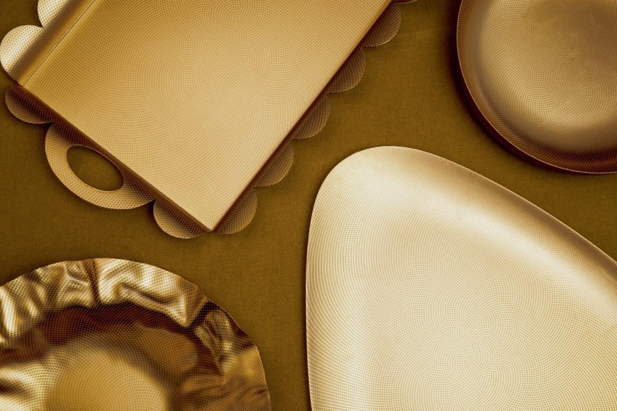 Brass Bowl JM17/24 BR Alessi