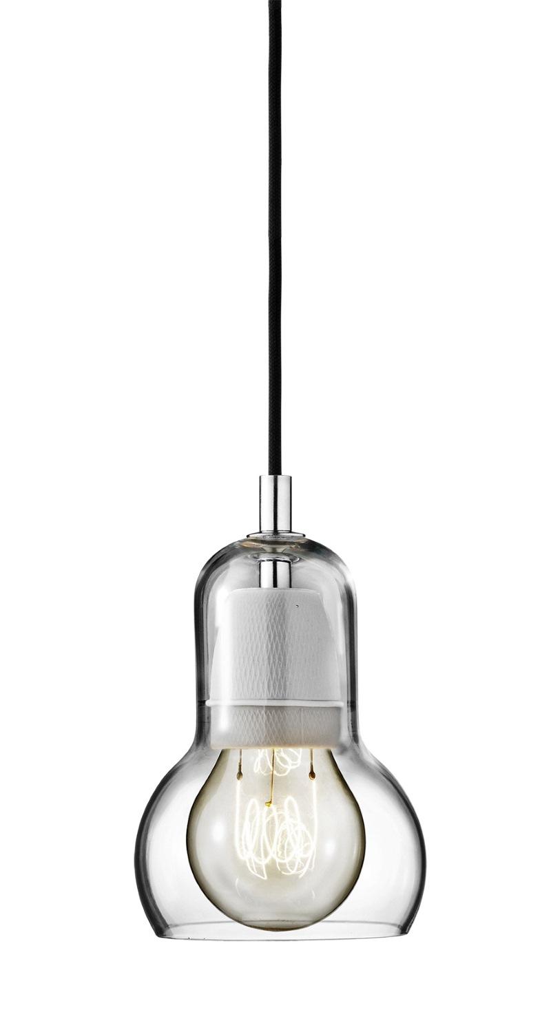 Bulb Pendant SR1 Pendant light &Tradition Clear