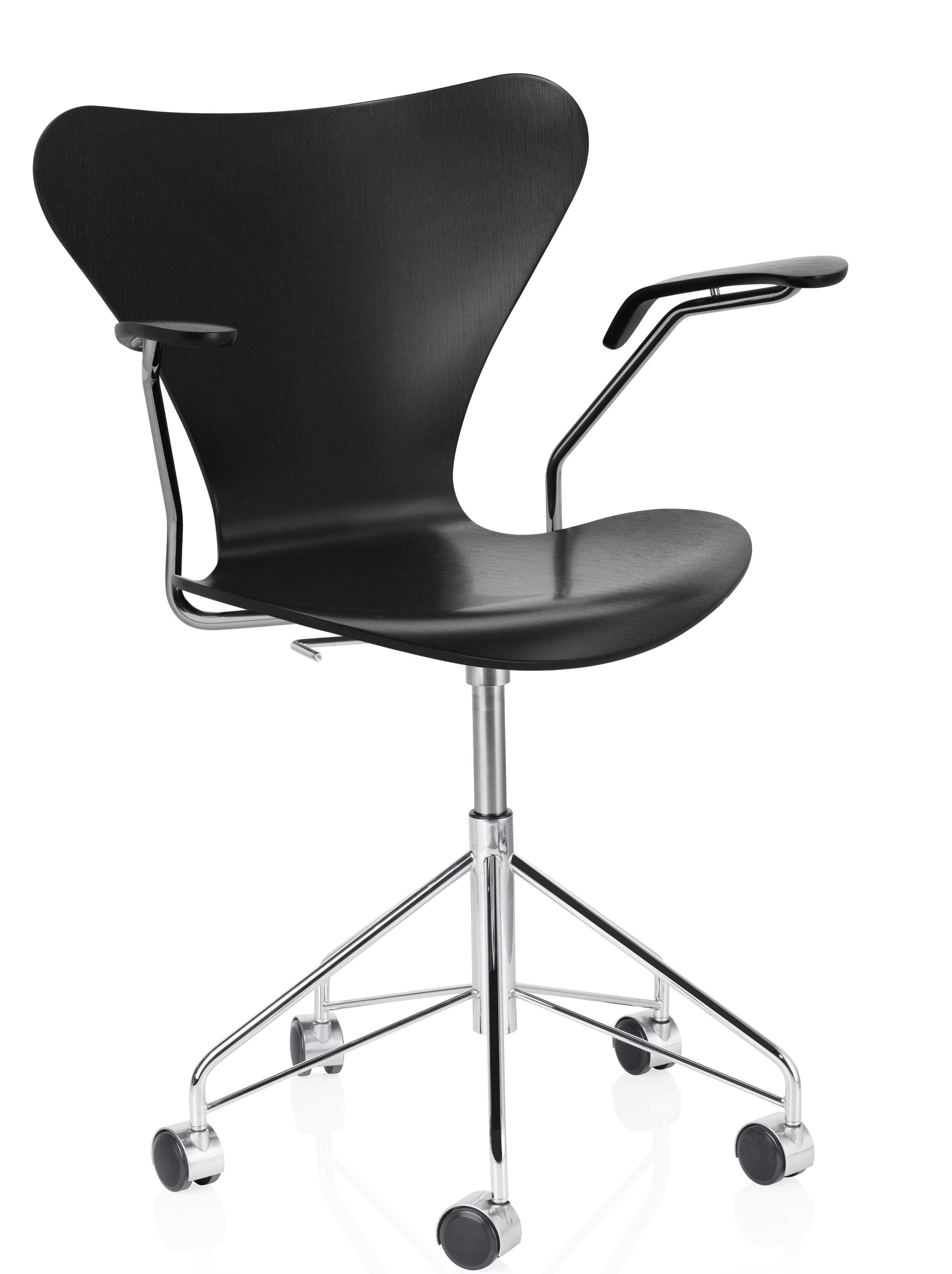 Series 7 Swivel chair 3217 Fritz Hansen