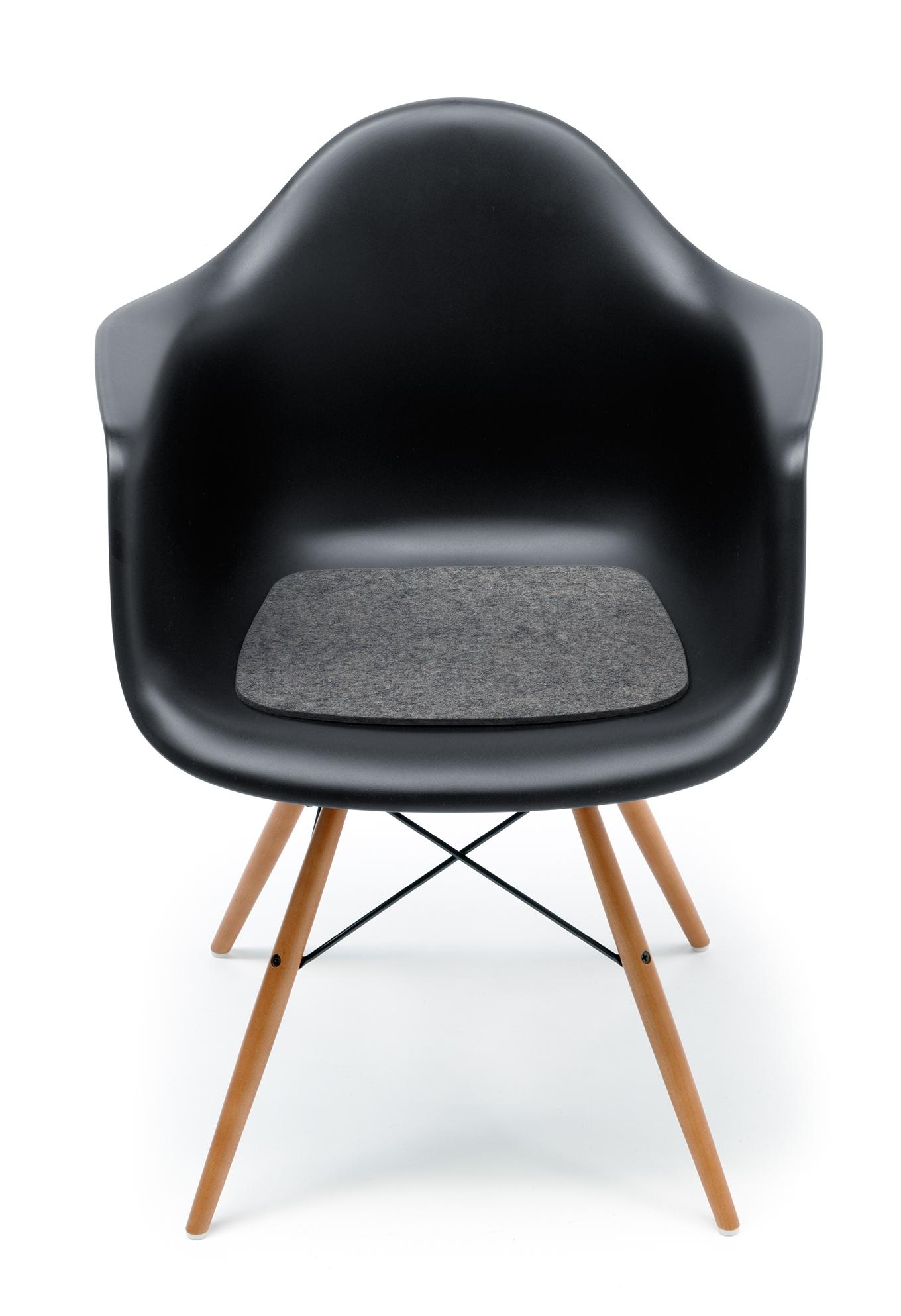 Seat pad-Felt pad Eames Plastic Arm ChairsDAR / RAR / DAW / DAX Hey Sign