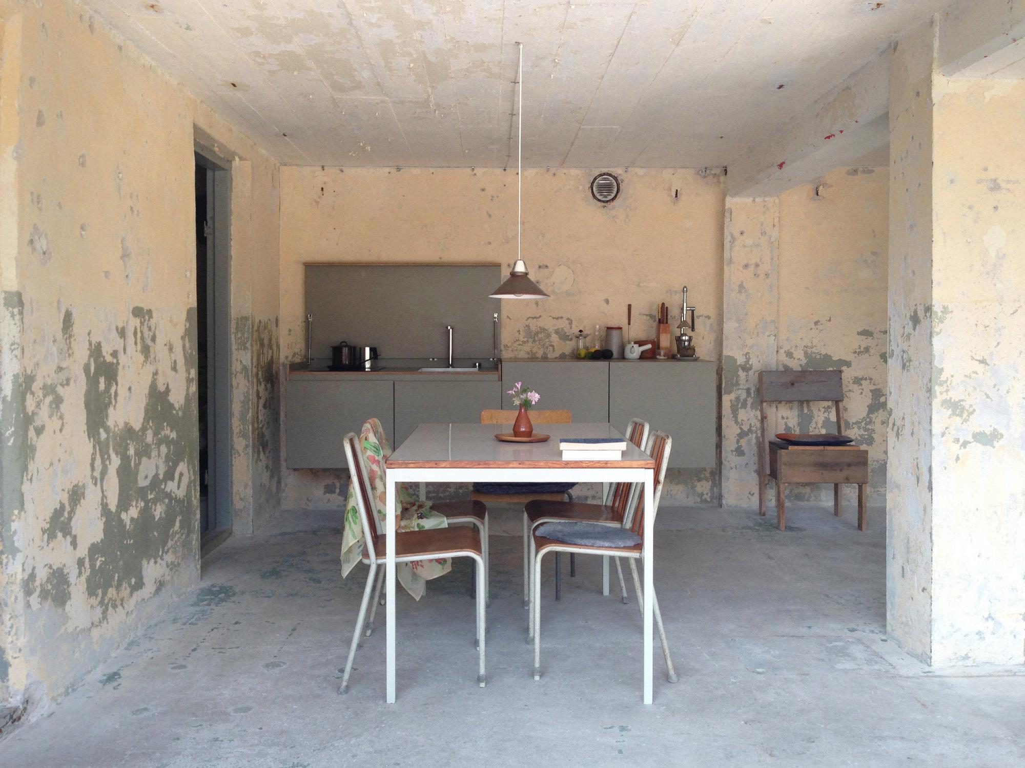 SL 1 Kitchen Module with Cooking zone white Miniki