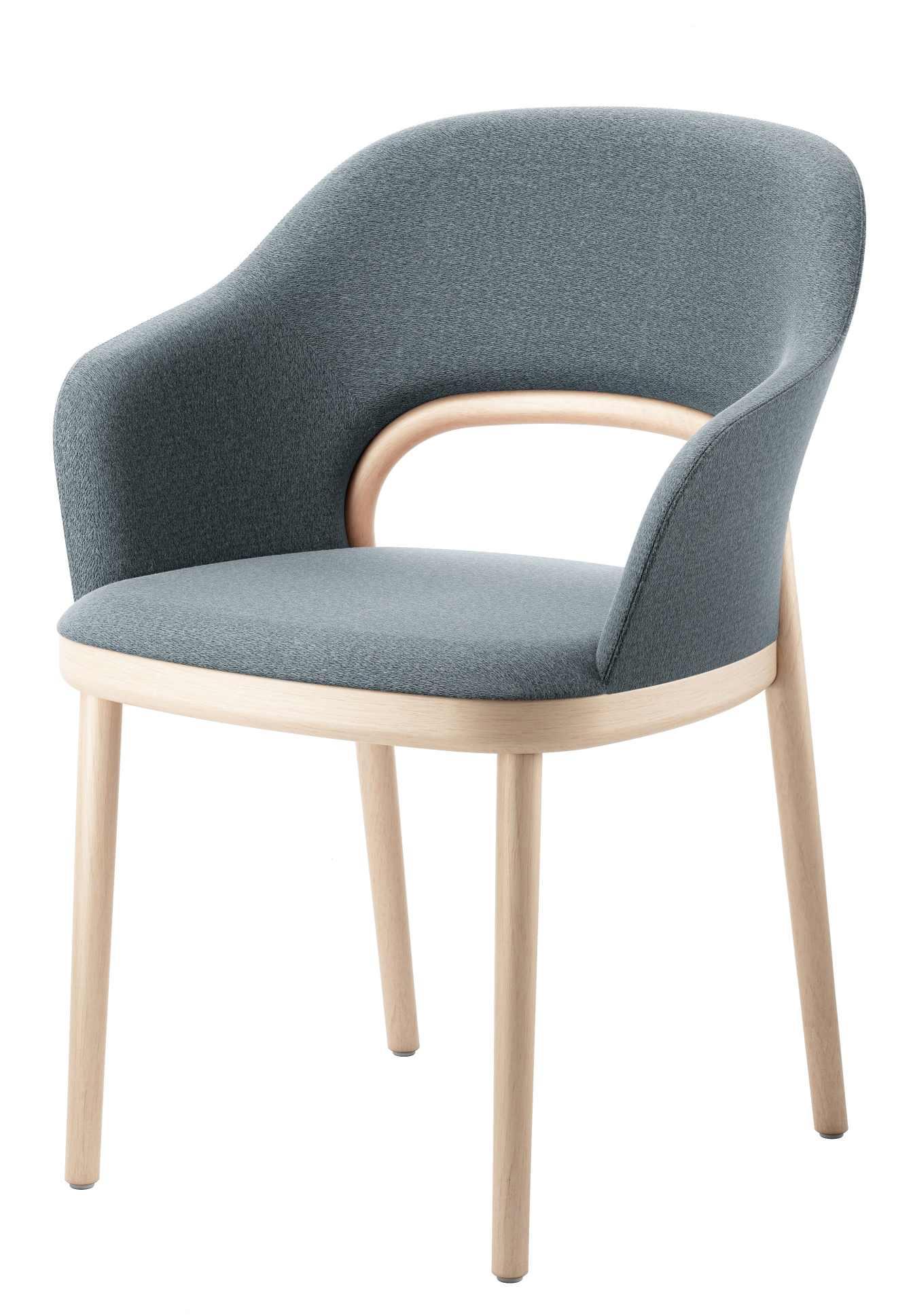 520 P Upholstered chair Thonet