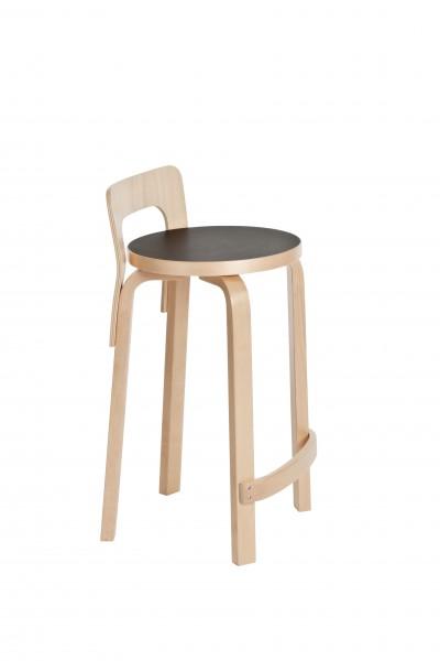 K65 kitchen chair / bar stool Artek