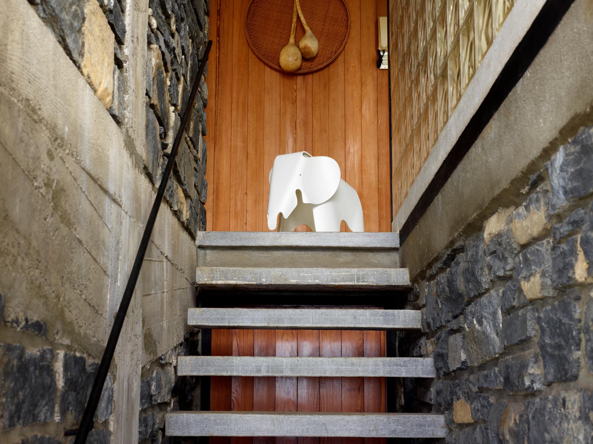 Eames Elephant Stool Vitra