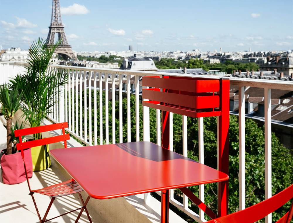 Bistro Outdoor Balcony Table Fermob