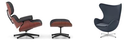 Design classics seating