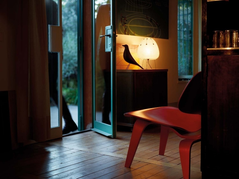 Eames House Bird sculpture Vitra
