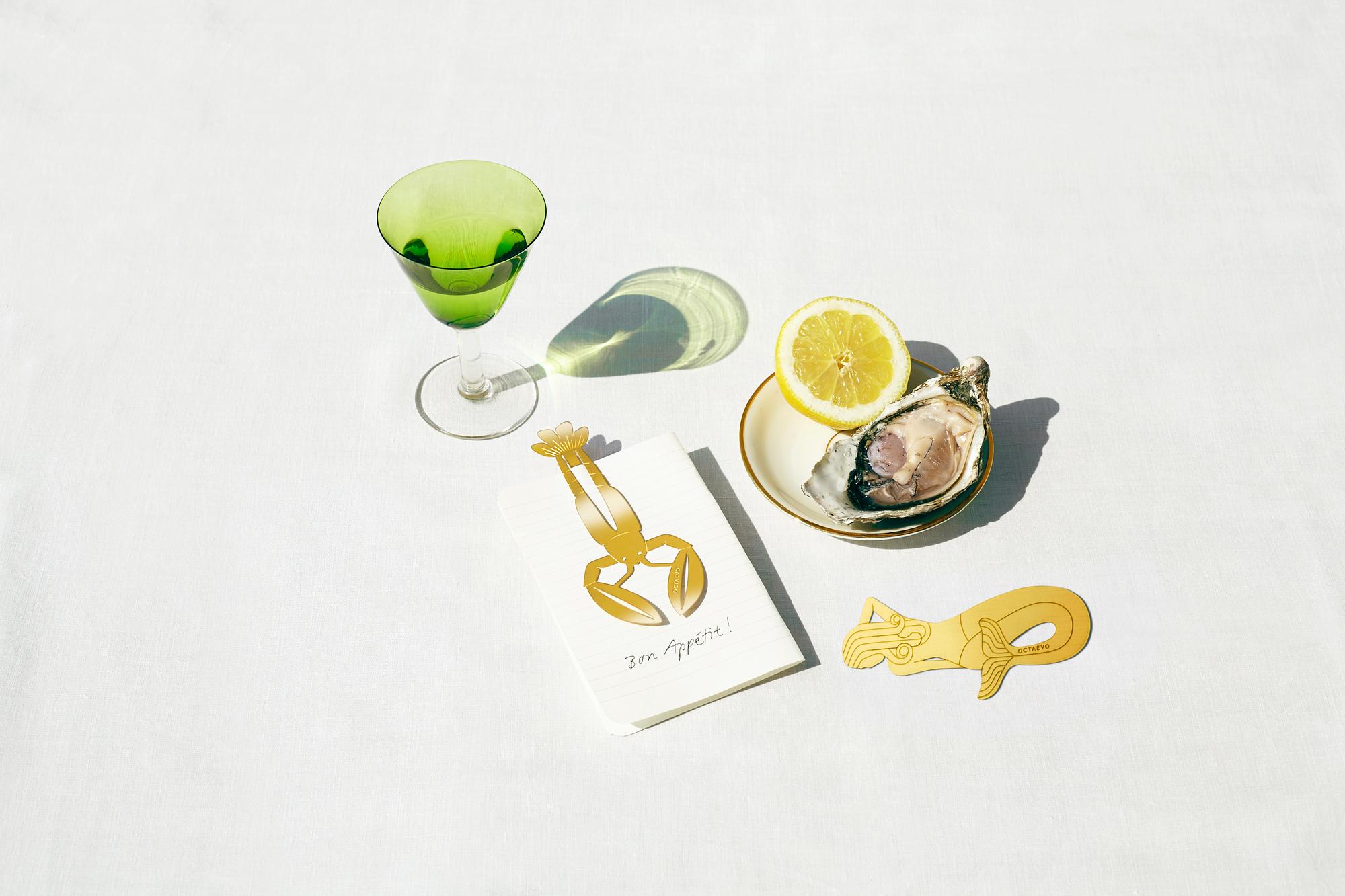 Euclid yellow bookmark Octaevo