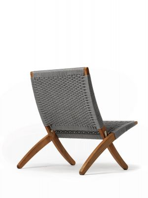 Cuba Chair outdoor armchair Carl Hansen & Søn