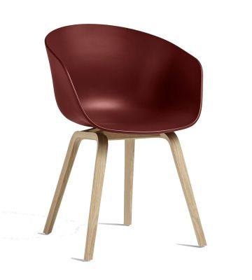 About A Chair AAC22 / AAC 22 Stuhl Hay-Ziegelstein