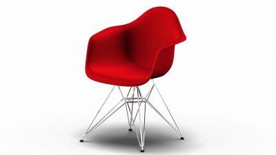 Eames Plastic Arm Chair DAR Vitra Expiring colors