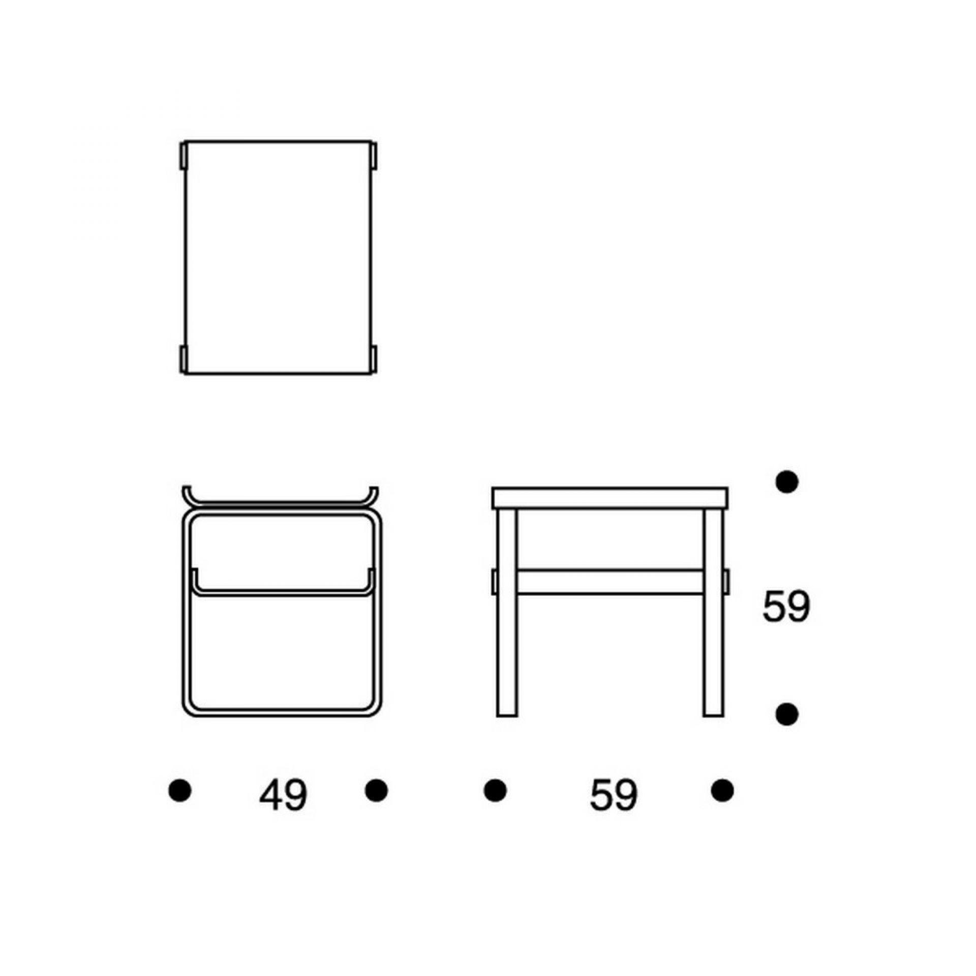 915 side table Artek
