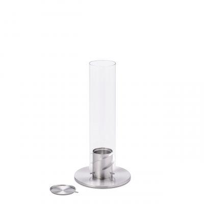Spin 90 Lantern/Table Fire silver höfats