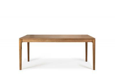 TeakBokExtending Table Width 180 Ethnicraft
