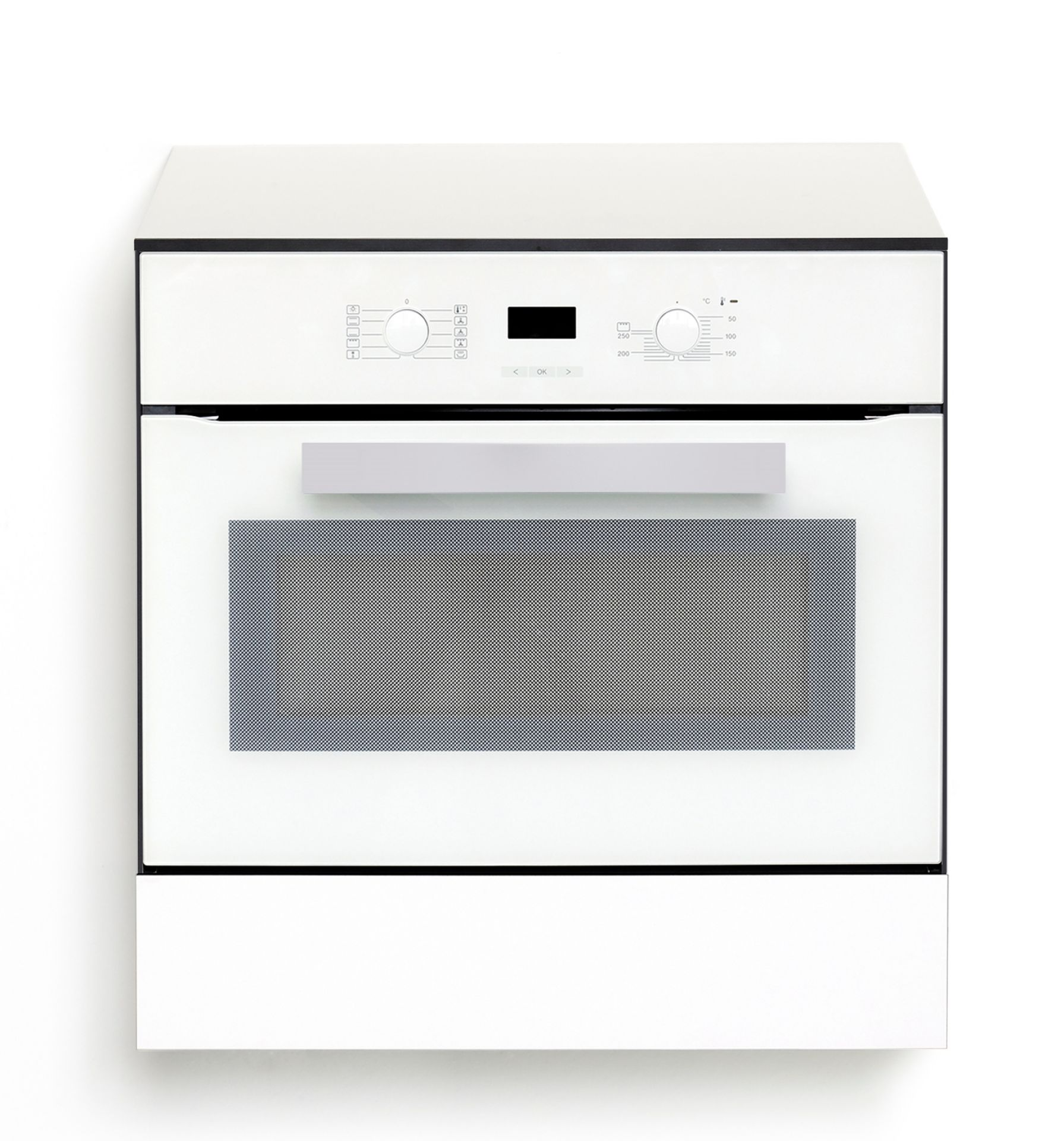 SL 3 Oven module with integrated drawer Miniki White