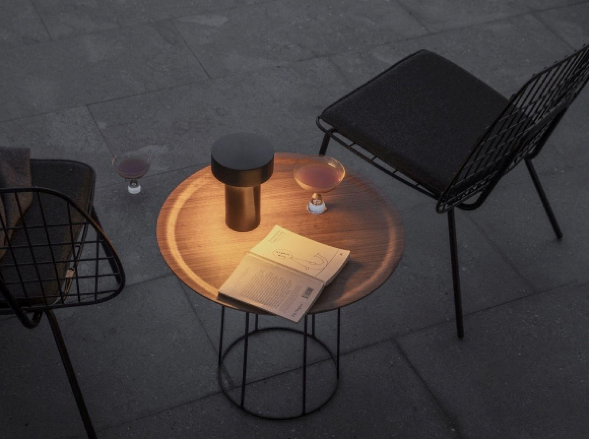 Column Table lamp Menu