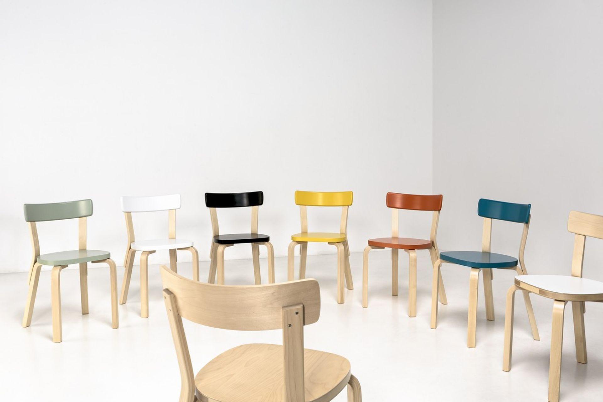 69 chair Artek