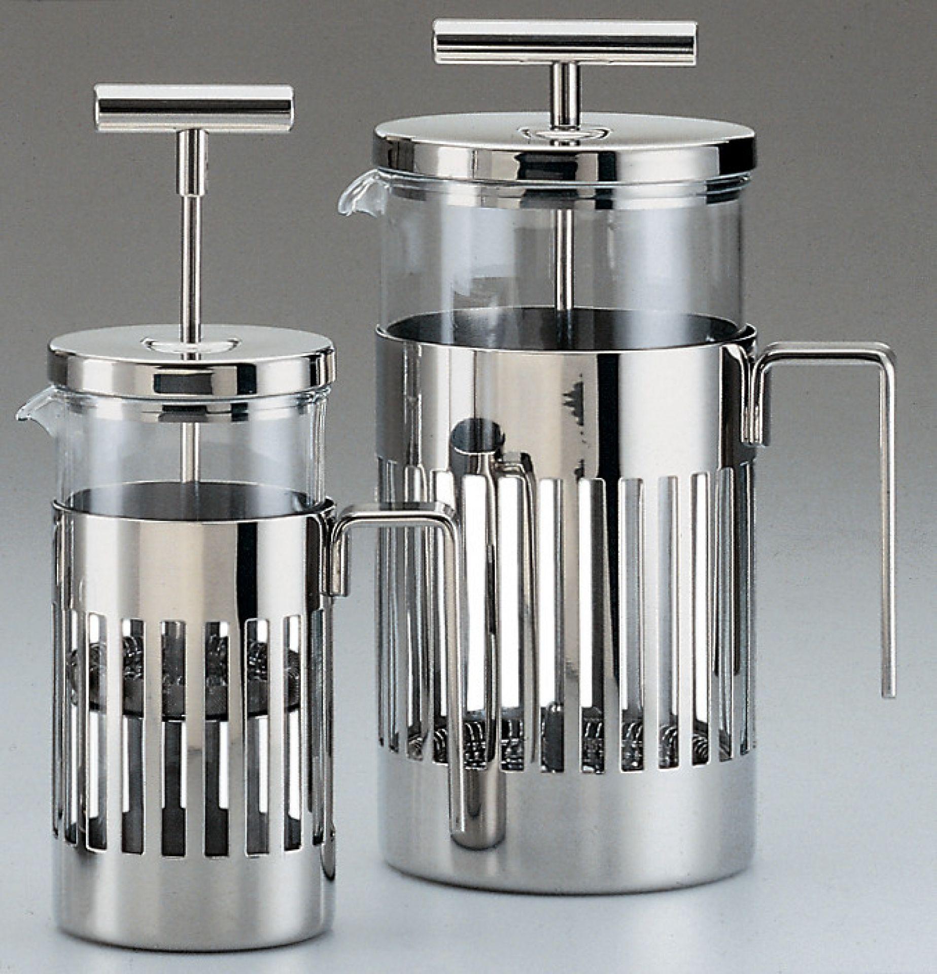 9094 Press filter jug Alessi 3 cups