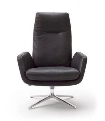 Cordia revolving armchair high back Cor