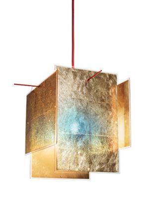 24 Karat Blau Hanging lamp / ceiling light Ingo Maurer