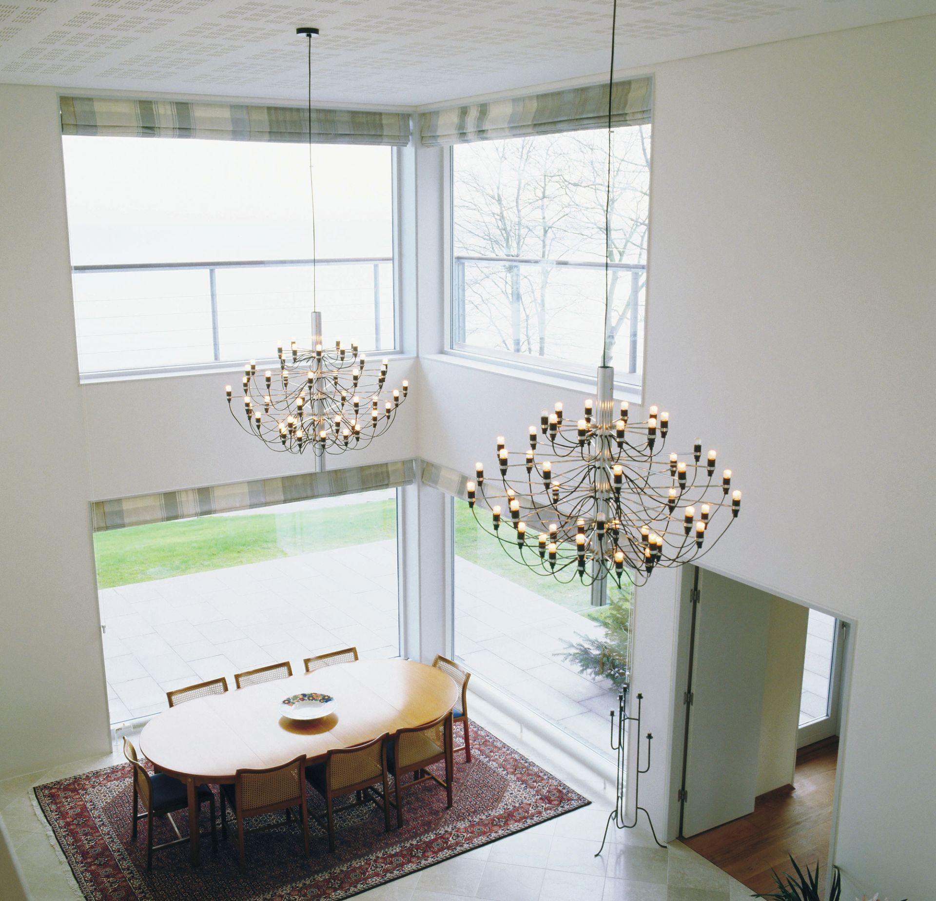 2097 / 30 Pendant lamp LED Flos brass