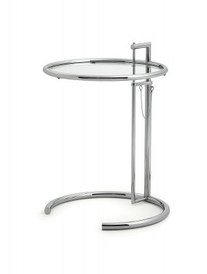 Adjustable Table E 1027 Side table ClassiCon - QUICK SHIP