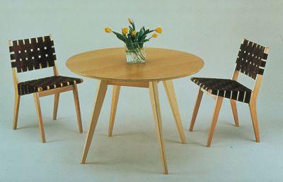 Risom Dining Table Knoll International