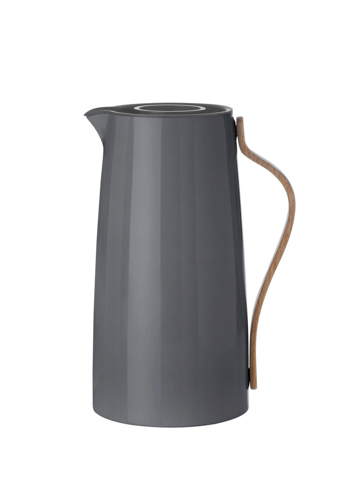 Emma Coffee Pot Stelton black