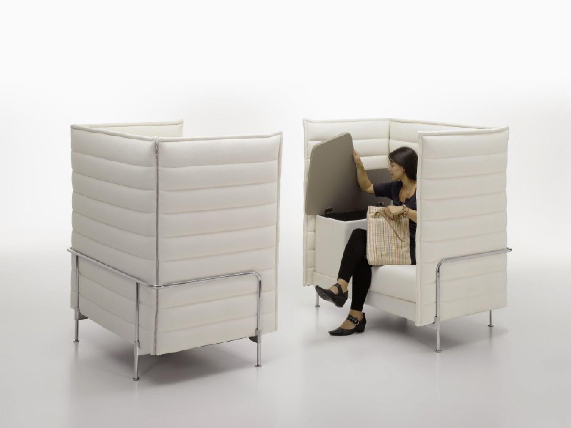 Alcove Highback Work armchair Vitra