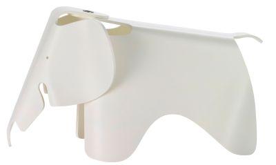 Eames Elephant klein Vitra-Weiß