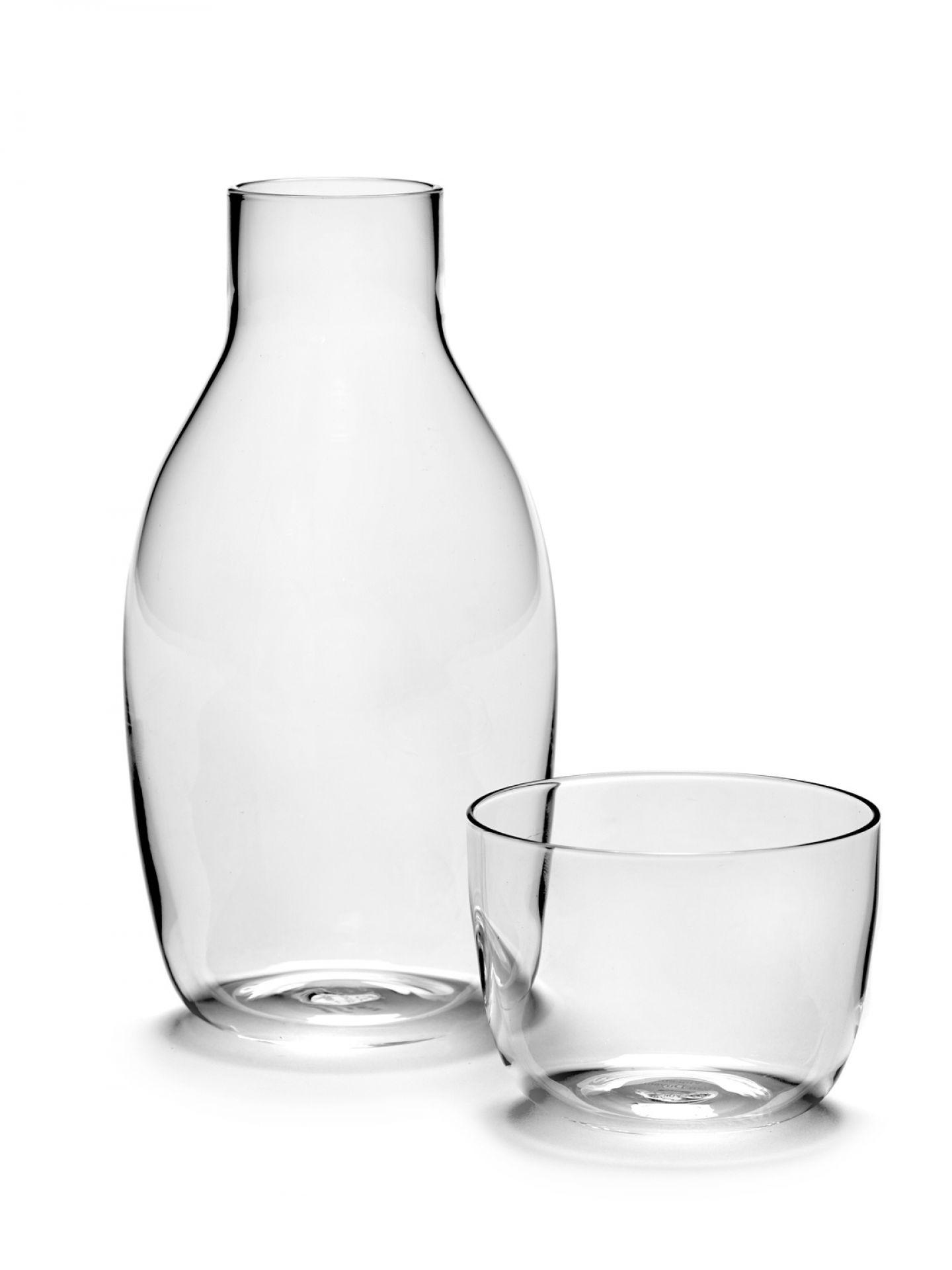 VVD Carafe with glass Serax