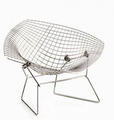 Diamond Chair [1952] Miniatur Chair Vitra