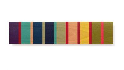 Costa Key Board Wood Magnet Remember