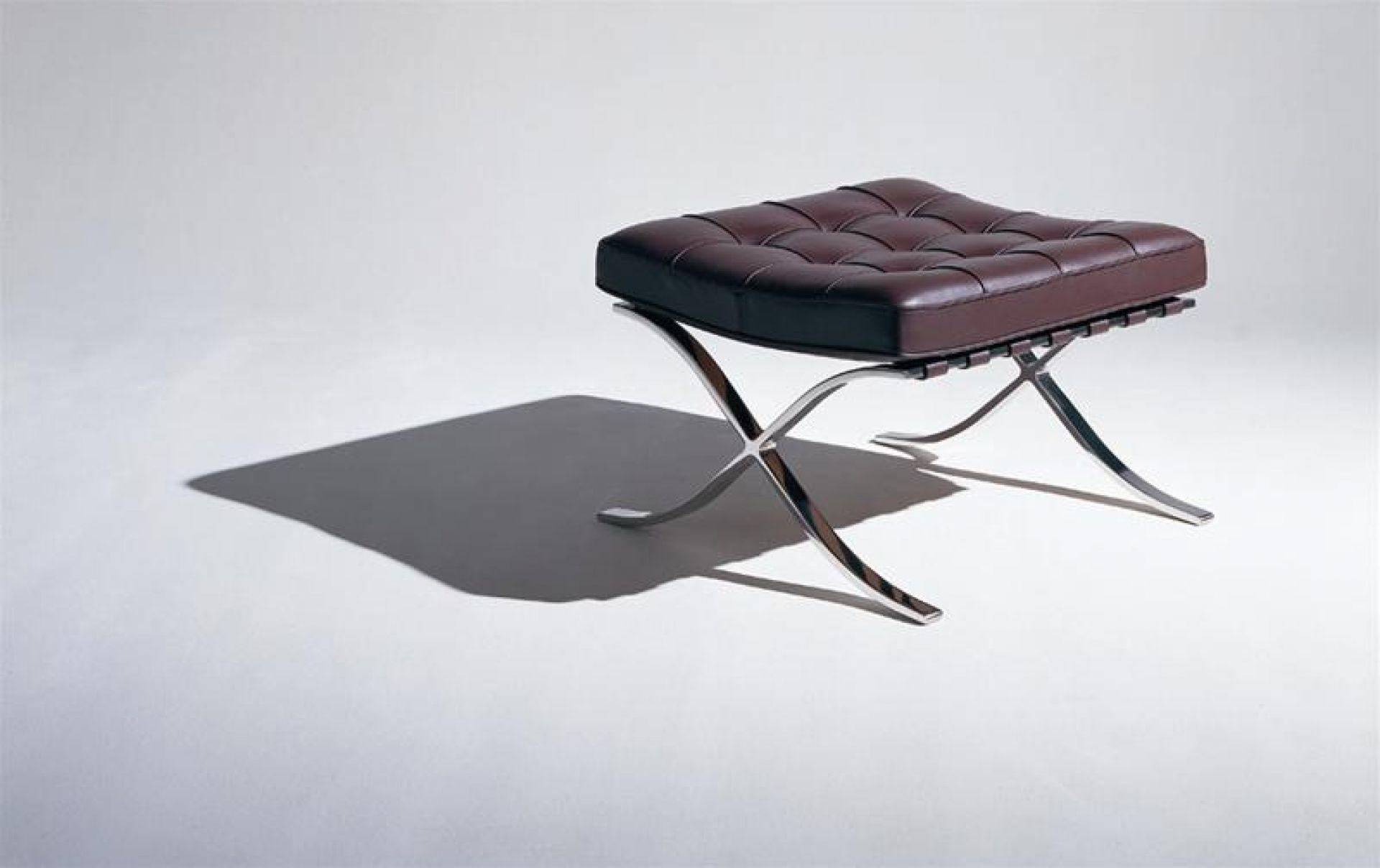 Barcelona stool Knoll International - QUICK SHIP