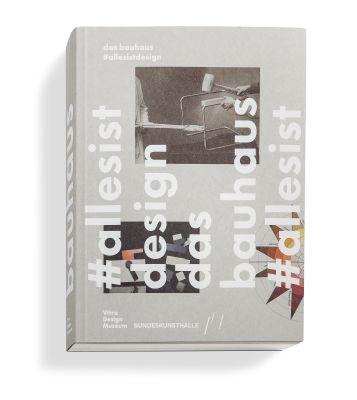 The Bauhaus Book Vitra German Text