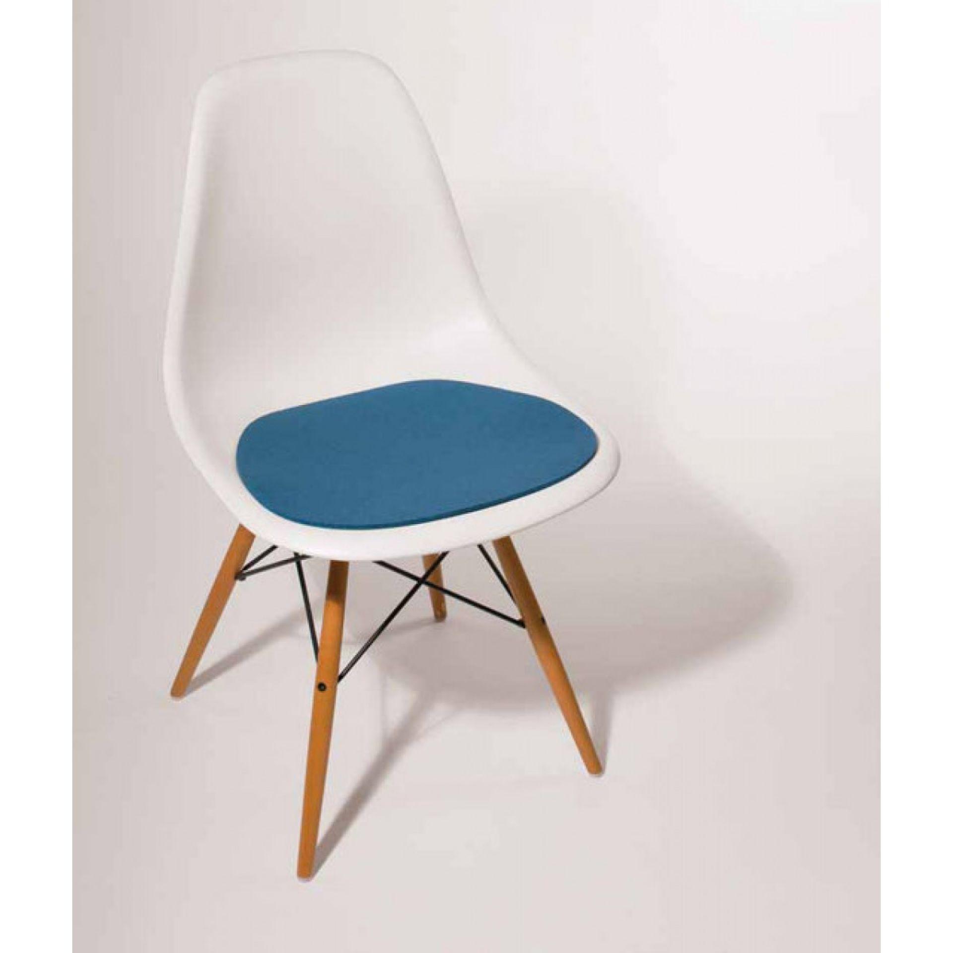 Seat cushion - felt cushion Eames Side Chairs DSR,DSW,DSX Parkhaus Berlin