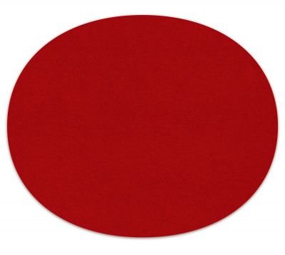 Seatcover - Feltcover Vitra Panton Chair Red Hey Sign