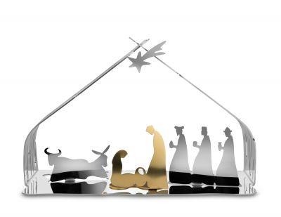 Bark Christmas Crib Alessi
