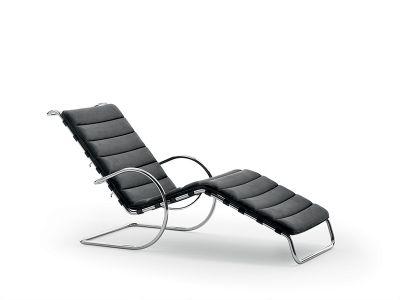 MR Bauhaus Edition adjustable chaise longue Knoll International