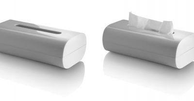 Birillo Papiertaschentuch-Behälter PL07 Alessi