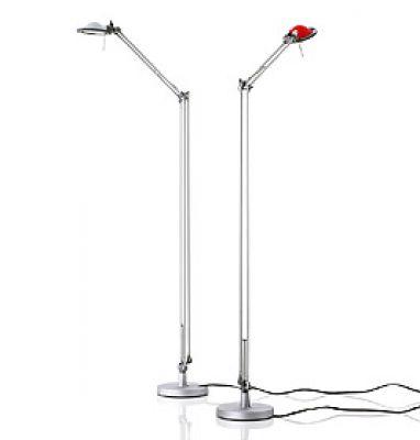 Berenice D12 EL t. Floor lamp Luceplan