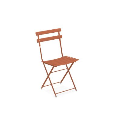 Arc en Ciel chair set of 2 emu maple red