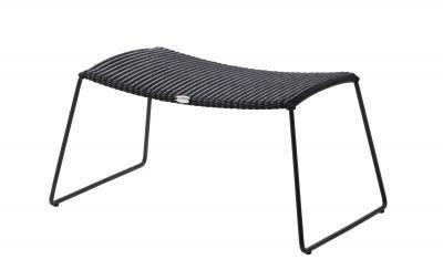 Breeze Outdoor stools black Cane-Line