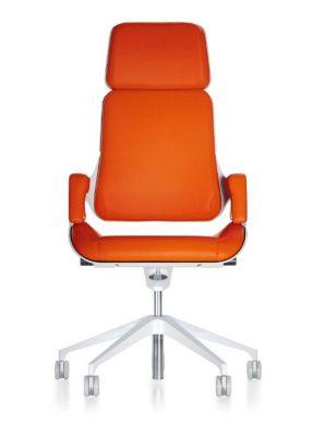 362 Silver Office Swivel Chair Interstuhl