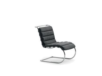 MR Bauhaus Edition chair Knoll International Leather Ferro